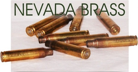 Nevada Brass   Fired Once Brass   Scoop.it