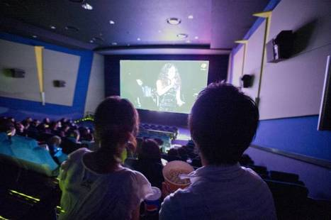 As crowds shrink, movie theaters turn to showing live concerts, ballet   digital technologies in classical music & opera   Scoop.it