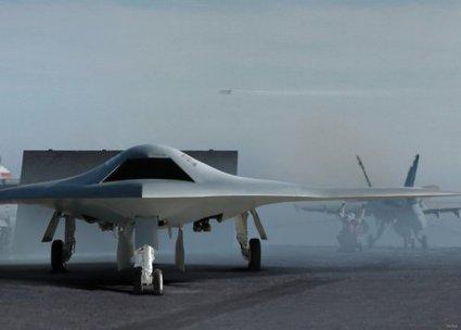 Drone de combat autonome X-47B - UPSTI   Drone fia1114 Evolution   Scoop.it