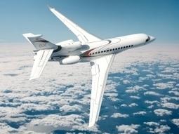 Le Falcon 8X certifié AESA   AERONAUTIQUE NEWS - AEROSPACE POINTOFVIEW - AVIONS - AIRCRAFT   Scoop.it