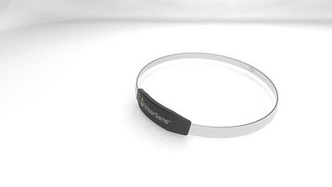 Necklace that knows when you've eaten too much | Kickin' Kickers | Scoop.it