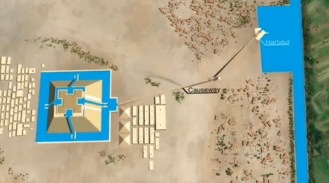 How The Pyramids of Egypt So Perfectly Built - 9GAG.tv | Architectural & Design Solutions | Scoop.it