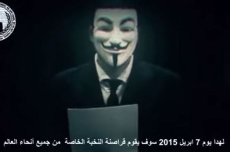 Anonymous hackers have threatened an 'electronic holocaust' on Israel | Peer2Politics | Scoop.it