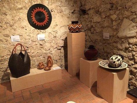 Artesanía de vanguardia de España y Colombia juntas en Exposición | Cultura y turismo sustentable | Scoop.it