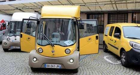 Lyon accélère dans le fret urbain plus durable | Innovation @ Lyon | Scoop.it