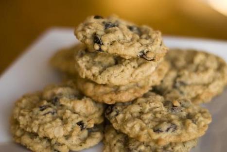 Oatmeal Raisin Cookies Recipes | All easy dessert recipes | Scoop.it