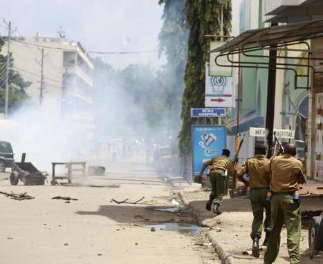 Britse toeristen ontvluchten Kenia | Kenia | Scoop.it
