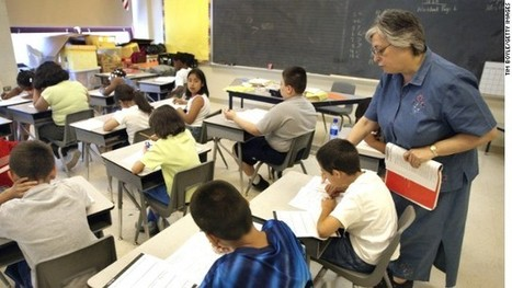 Why so many parents hate Common Core | English Education | Scoop.it