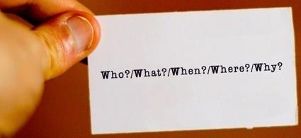 Le journaliste l'ignore, mais les mots ont un sens | Information Publique et Communication | Scoop.it