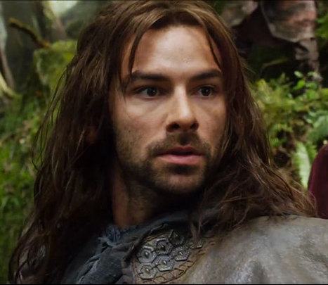 'The Hobbit': Making Sense of Kili, the Hot Dwarf - Hollywood.com | 'The Hobbit' Film | Scoop.it