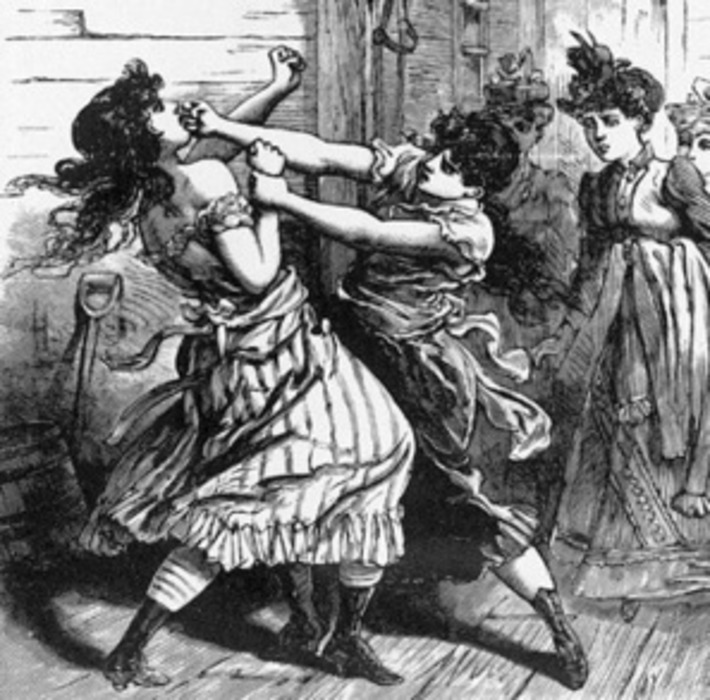 Historic Firearms, Antique Guns, & Curiosities — What fighting like a girl was all about in... | Herstory | Scoop.it