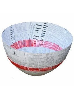 Recycled Magazine Bowls | Recycled Crafts | Scoop.it