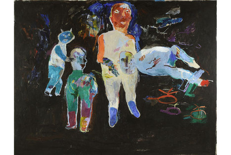 Meem Gallery exhibits the work of contemporary Syrian artists | International Art Scene | Scoop.it