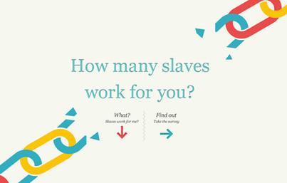 Kuinka monta orjaa työskentelee sinulle? | Vihreät Vaatteet | Eettiset teemat | Scoop.it