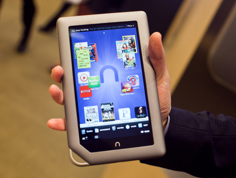 Is the 8GB Nook Tablet worth your $200? | More TechBits | Scoop.it