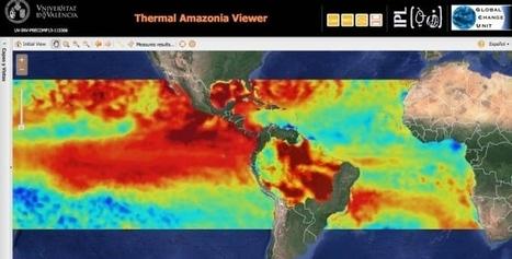 'El Niño' y el calentamiento global llevan al extremo la sequía en los bosques amazónicos — Noticias de la Ciencia y la Tecnología (Amazings®  / NCYT®) | Nuevas Geografías | Scoop.it