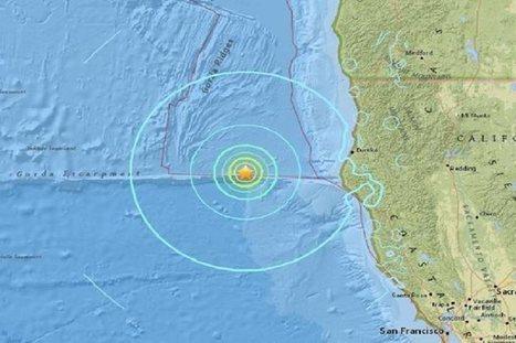 Sismo de magnitud 6.5 sacude el norte de California | CTMA | Scoop.it