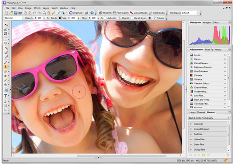Alternativas a Photoshop para editar tus fotos | Educacion, ecologia y TIC | Scoop.it