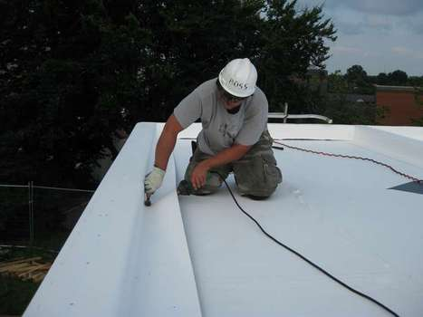 Benefits of Having a Flat Roof System | Wild Wood Roof | Scoop.it
