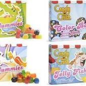 Candy Crush Saga: machouillez les vrais bonbons du jeu! | Réseaux sociaux, Blogs, Brand content et Astuces | Scoop.it