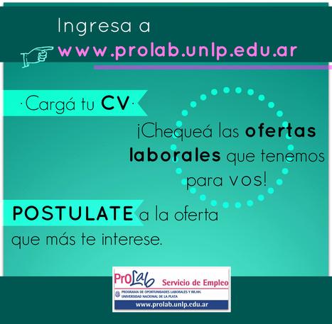 PROLAB | PROLAB UNLP | Scoop.it