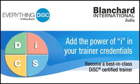 DISC Training | Blanchard Research and Training India | Scoop.it