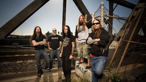 Lamb Of God writing 8th album | Metal News | Scoop.it