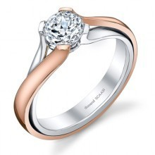 Three Stone Engagement Diamond Rings | Dimend Scaasi | Wedding Rings | Scoop.it