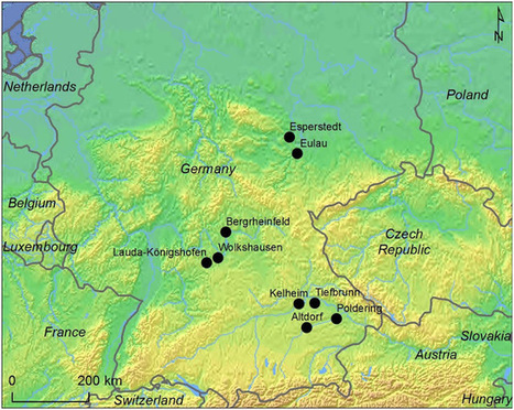 Women in southern Germany Corded Ware culture may have been highly mobile | Histoire et archéologie des Celtes, Germains et peuples du Nord | Scoop.it