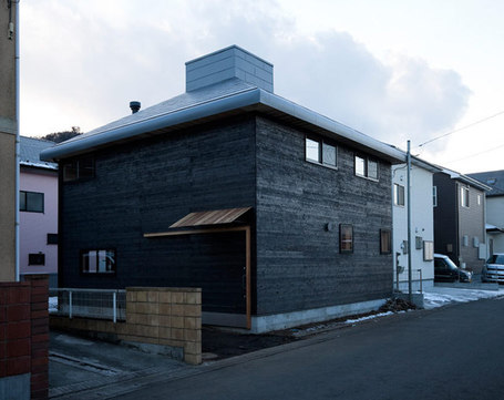 araki sasaki architects: house in shiroyama | Idées d'Architecture | Scoop.it