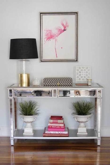 10 ideas para decorar el mueble recibidor. | Mil Ideas | Decoración de interiores | Scoop.it