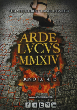 Arde Lucus 2014. Programa completo | LVDVS CHIRONIS 3.0 | Scoop.it