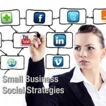 Starting Up: Small Business Social Strategies | Public Relations & Social Media Insight | Scoop.it