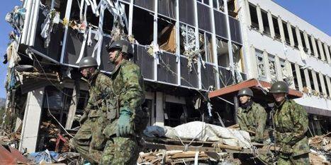 Comment l'armée japonaise fait face au séisme | LeMonde.fr | Japon : séisme, tsunami & conséquences | Scoop.it