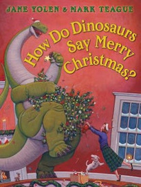 How Do Dinosaurs Say Merry Christmas? Read through a social skills lens | Speech-Language Pathology | Scoop.it