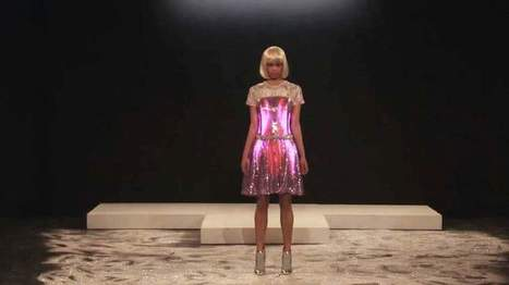Future of Fashion: Technology on the Catwalk | Technology in Business Today | Scoop.it