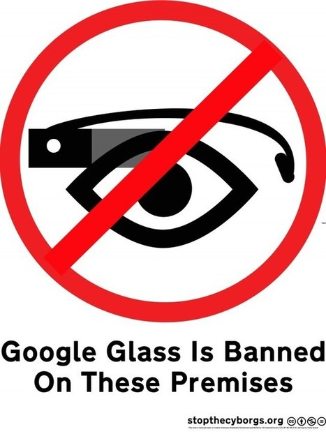 """Stop the Cyborgs"" launches public campaign against Google Glass 
