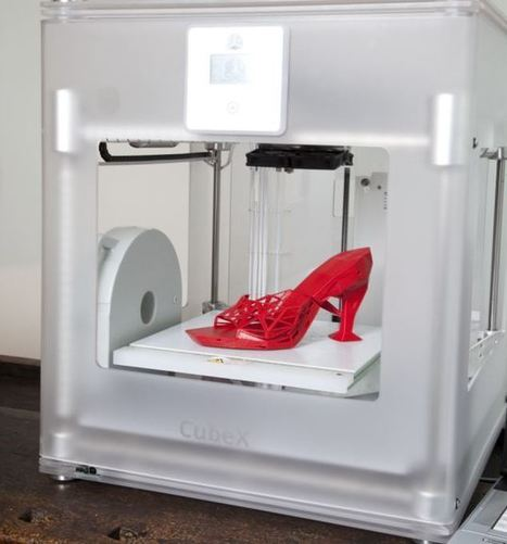 Move over Jimmy Choo! How I made my own shoes on a 3D printer (and this revolutionary shopping trend will change all our lives) | Digital Design and Manufacturing | Scoop.it