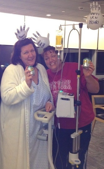 CATCHING HEALTH: Each with cancer, twins keep upbeat attitude - KeepMEcurrent.com | Carcinoid Neuroendocrine Cancer | Scoop.it