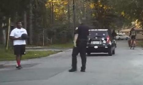 Este policía fue enviado a callar a un grupo de chicos. No imaginas lo que hizo. - Renuevo De Plenitud | LA REVISTA CRISTIANA  DE GIANCARLO RUFFA | Scoop.it