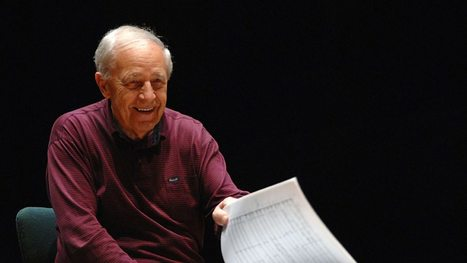 Pierre Boulez 1925 – 2016 - Pierre Boulez at 90, Music Matters - BBC Radio 3 | Suggested Readings & Viewings | Scoop.it