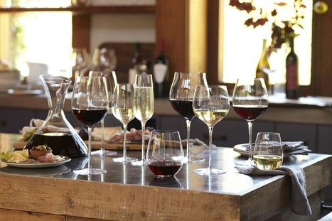 How to Host a Wine Tasting Party | Creating A Home Wine Bar | Scoop.it