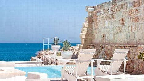 5 hôtels du Sud de l'Europe au bord de la mer - Le Figaro | Hôtels | Eurotel Group | Scoop.it