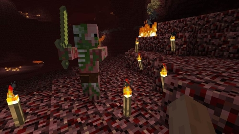 Minecraft Xbox 360 Edition To Bring More Music, Seeds & Pistons - NowGamer | MinecraftEdu | Scoop.it