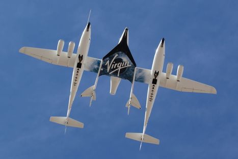 Virgin Galactic will unveil its new spaceplane tomorrow | Space Tourism | Scoop.it