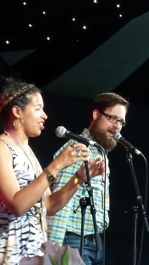 And the winner of the 2015 Glastonbury Poetry Slam is... Rory Jones | The Irish Literary Times | Scoop.it