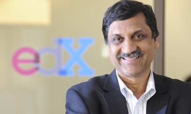 Interview with Anant Agarwal, president of edX | Massive Open Online Courses | Scoop.it
