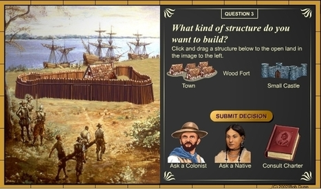 Playing History | Social Studies Resources for Middle and High School | Scoop.it