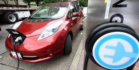 Voiture électrique : couac pour Renault-Nissan | Matériel électrique | Scoop.it