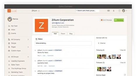 10 Million users Work Online with Zoho | Mercadeo Electrónico | Scoop.it